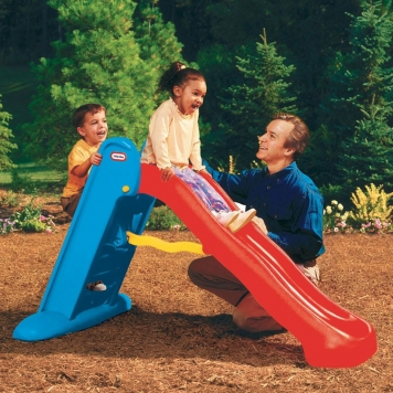 Little Tikes Primary Large Slide