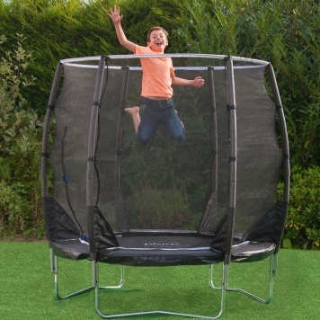 Plum 6ft Magnitude Trampoline and 3G Enclosure