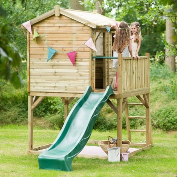 Plum Premium Wooden Adventure Playhouse