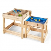 Plum Sandy Bay Wooden Sandpit and Water Table
