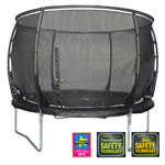 Plum 10ft Magnitude Trampoline and Enclosure