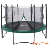 Skyhigh 12ft Xtreme 360 Trampoline + Safety Enclosure
