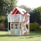 TP Toys Loft House Painted