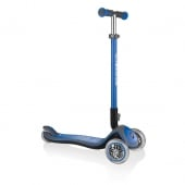 Globber Scooter Elite Deluxe Navy Blue