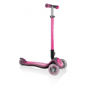Globber Scooter Elite Deluxe Deep Pink