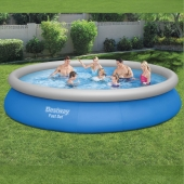 Bestway 15ft x 33in Fast Set Pool Set