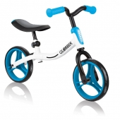Globber Go Bike White Sky/Blue