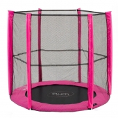 Plum 6ft External Trampoline Net Pink (net only)