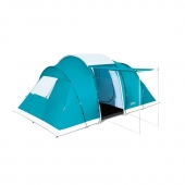 Pavillo Family Ground 6 Person Tent