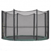 Plum 10ft 1G External Trampoline Net (4-Leg) (net only)