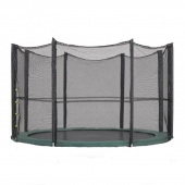 Plum 13ft 1G External Trampoline Net (net only)