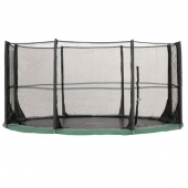 Plum 14ft 3G Enclosure Net For Space Zone Trampoline (net only)