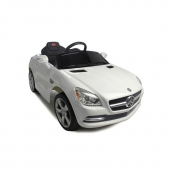 Mercedes SLK Class 6v Ride on Car  White