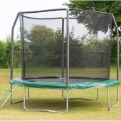 Air Bounder 10ft Combo Trampoline