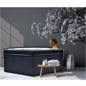 Avenli Swift Aegean Rigid Foam Wall Hot Tub