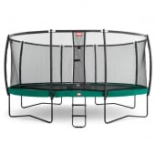 BERG Champion 12.5ft Trampoline + Safety Net
