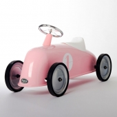 Baghera Ride on Speedster Rider Pink