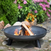 Bali 80cm Wood Burning Fire Bowl