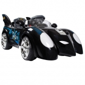 Batman 6V Battery Powered Batmobile