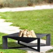 Cook King Cuba 70cm Wood Burning Fire Pit
