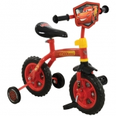 Disney Cars 2in1 10inch Training Bike