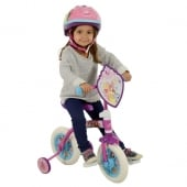 Disney Princess 2in1 10inch Training Bike
