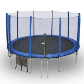 Evostar II 14ft Trampoline and Enclosure