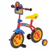 Fireman Sam 2 in 1 10inch Training Bike