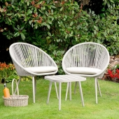 Hopetown Bistro Egg Chair Set