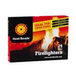 Heat Beads Firelighters (pack of 4)