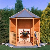 Shire Hexagonal Gazebo