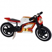 Kiddimoto Barry Sheene Hero Balance Bike