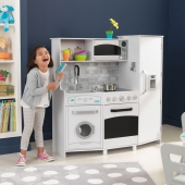 Kidkraft Large Play Kitchen with Lights  Sounds