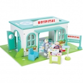 Le Toy Van Hospital Play Set