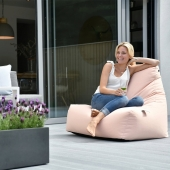 Extreme Lounging Mighty-B Lime Green Outdoor Beanbag Chair