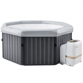 MSpa Tuscany Premium Bubble Spa 4-5 Person