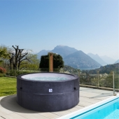 Avenli Osaka Rigid Foam Wall Hot Tub