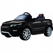 Range Rover Evoque Licensed 12v Ride on Car  Black
