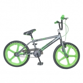 Rooster Armageddon 20in Spoke BMX (GreyGreen)