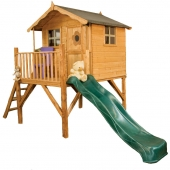 Playland Tulip Tower Slide Playhouse