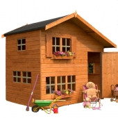 Playland Rockthorn Cottage Playhouse (Two Storey)