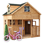 Playland Dorma Window Playhouse (Two Storey)