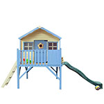 Playland Hawthorn Tower Slide Playhouse
