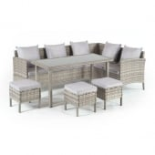 Santa Clara Sofa Dining Set