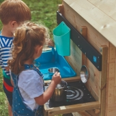 TP Toys Deluxe Mud Kitchen Accessory to Playhouse