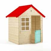 TP Toys Stable Cottage Wooden Playhouse