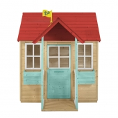 TP Manor Wooden Playhouse