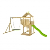 TP Toys Kingswood YORK Wooden Swing Set and Slide