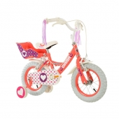 Townsend Crush Girls 12 Pneumatic Tyre Bike