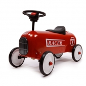 Baghera Racer Red Ride On Car